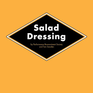 Salad Dressing - A cover version of Ed Ruscha book Crackers